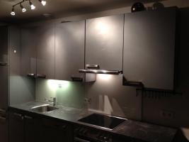 hochwertige Nobilia Küche (2,5 Jahre alt) + E-Geräte zu verkaufen