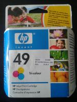 hp Druckerpatrone 49 Tri - colour