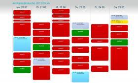 Foto 2 i-chron Online-Fahrstundenplaner - Buchungssystem für Fahrschulen