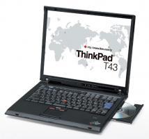 "iBM Tinkpad T43 Intel Pentium Centrino 1,86GHz  14.1"" TFT"