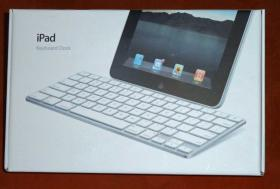 iPAD Keyboard dock 535, neu