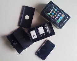 iPhone 3GS 16GB, neu und ovp für nur 375€