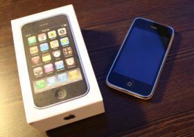 iPhone 3Gs 16 GB weiß - neu  - noch mit Garantie