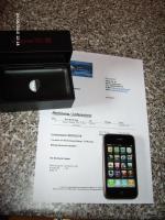 iPhone 3gs 32gb inkl Navi+15 Spiele+Sim & Netlok frei ab Werk+Rechnung+Garantie