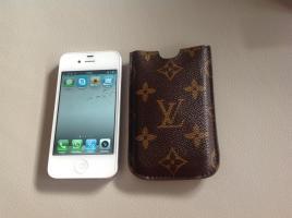 iPhone 4 weiss 16GB Wifi 3GS mit Restgarantie
