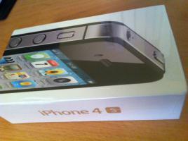 iPhone 4S Ohne Simlock Neu + OVP +Rechnung + Versiegelt