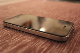 iPhone 4 - 16 GB - Schwarz - Simlock (ab 15.10.2012 freigeschaltet!)