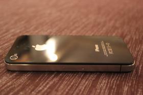 Foto 4 iPhone 4 - 16 GB - Schwarz - Simlock (ab 15.10.2012 freigeschaltet!)