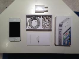 iPhone 4s 16GB weiß