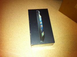 Foto 3 iPhone 5 32G schwarz mit Garantie (nagelneu, original verpackt)
