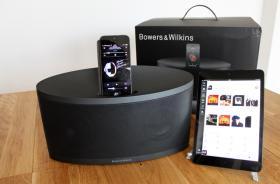 iPhone 5S Spacegrau inkl. Bowers&Wilkins Z2 Sounddock gebraucht