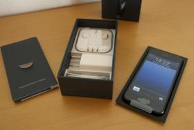 iPhone 5, 32 GB, Schwarz aus Garantieaustausch