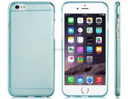 iPhone 6 Tasche Hüllen Case Cover ultra dünnen Design Blau
