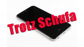 iPhone X TROTZ SCHUFA!