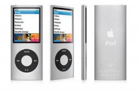 iPod Nano 4 (8GB/silber)