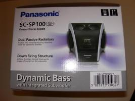 Foto 2 iPod Speaker SC-SP100 von Panasonic