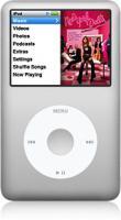 iPod classic 2g silber 80gb