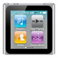 iPod nano 8GB Silber
