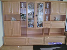 ich Verkaufe mein Wohnzimmer schrankk &Eck sofa