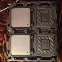 identisches Paar Intel Xeon E5-2650 2 GHz Eight Core (BX80621E52650) Prozessor