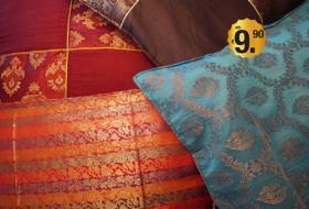 Foto 3 indische Accessoires zum Anfassen
