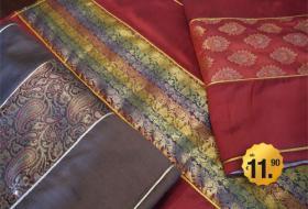 Foto 4 indische Accessoires zum Anfassen