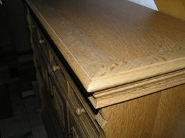 Foto 4 individuelles Möbel, Einzelstück in Eiche gelaugt und geschruppt