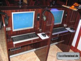 Foto 7 internetterminal münzprüfer internetcafe kios info terminal