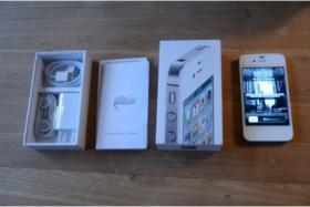 iphone 4s (weiss)  NEU!
