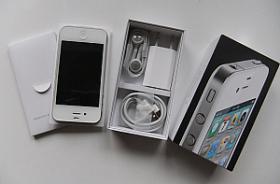 iphone4 - wei� - 32GB - wie NEU- zu verkaufen!