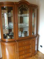 italienische Kirschbaumholz-Möbel