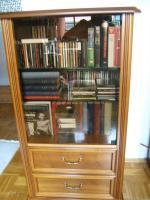 Foto 5 italienische Kirschbaumholz-Möbel
