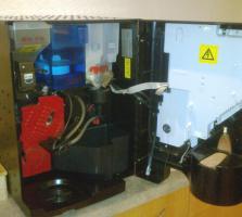 Foto 2 kaffeeautomat tassini von jakobs, ganze bohne