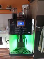 kaffeevollautomat wmf presto mit zwei mühlen