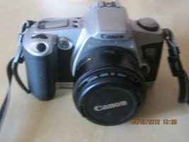 kameras leica, canon, sigma zu verkaufen