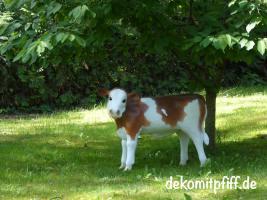 Foto 3 kauf einfach ne Deko kuh und Gratis ein Deko Kalb dazu … Echt machs einfach ...