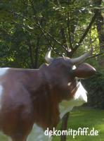 Foto 6 kauf einfach ne Deko kuh und Gratis ein Deko Kalb dazu … Echt machs einfach ...