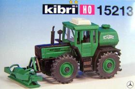 kibri H0 - 15213 MB - Trac mit Plattenverdichter Bausatz. NEU - OVP