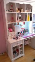 Foto 2 kleiderschrank, schreibtisch, komode, jugend schlafzimmer