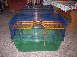 Foto 3 kleiner Mäusekäfig