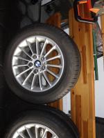 kompletsommerreifen für BMW e39