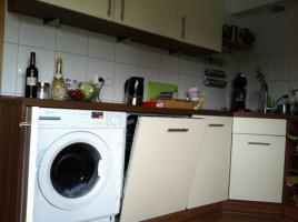 Foto 7 komplette Küche beige/nussbaum zu verkaufen