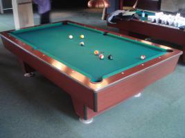 Foto 3 kompletter Billardsalon mit 29 Turnier Pool - Billardtischen