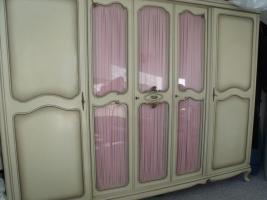 komplettes Chippendale Schlafzimmer (Rustikal, Wenge)