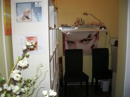 kosmetiksalon mit moderner inneneinrichtung