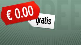 kostenlose gratis Handyprepaidkarte von Vodafone mit 1 Euro aufgeladen
