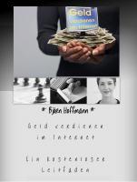 kostenloses eBook ''Geld verdienen im Internet'' zum Download