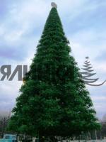 Foto 2 künstlicher neujahrsbaum von 3 bis 120m hoch