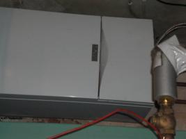 Foto 3 künzel holzvergaser-kessel-paket plus gaswandheizgerät vaillant