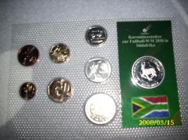 kursmünzensatz wm 2010